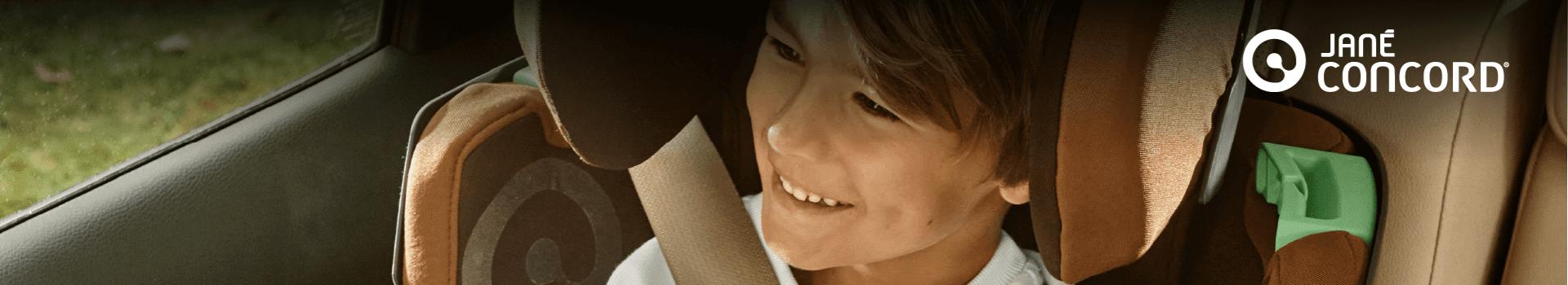 Seggiolini per auto Jané | Massima protezione per il tuo bambino | Janéworld