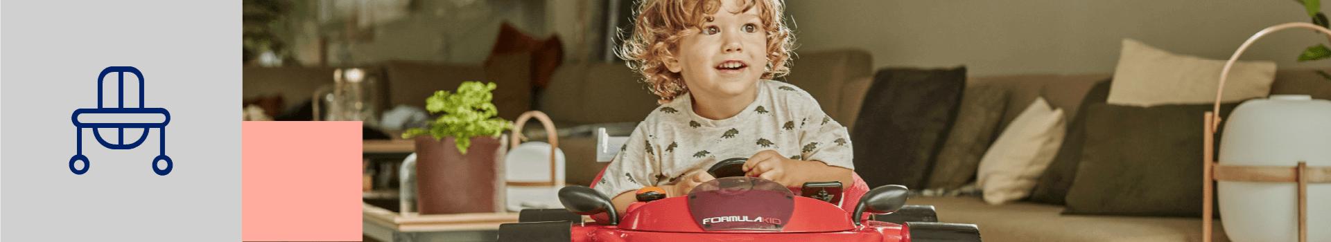 Girelli Jané e accessori per i primi passi del bambino | Janéworld