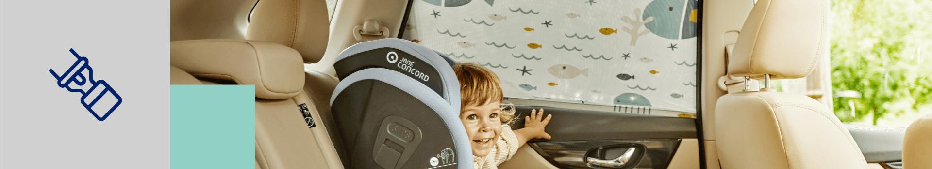 Accessori per passeggini e viaggi con bambini. | Janéworld