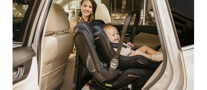 Nuova Jané Groowy: arriva il seggiolino del futuro del tuo bambino